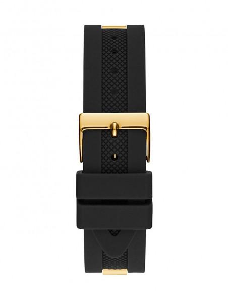 Reloj Guess Zena W1291L1 de mujer en acero bicolor plateado dorado cierre hebilla