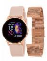 Reloj Marea Smart B58001/4 rosado con dos correas intercambiables