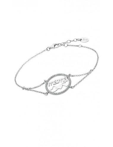650105516ca3 Pulsera de plata mamá y tres corazones Lotus LP1809-2 1 - Ses Nines