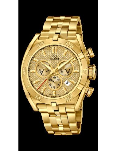 0bdb4810ddbb Reloj Jaguar hombre J853 2 Executive dorado - Joyería Ses Nines