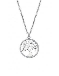 026981526c75 Collar circulo árbol de la vida con circonitas Lotus LP1778-1 1