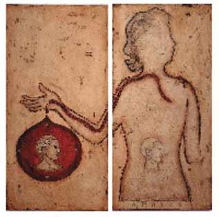 Ilustración de la Vena Amoris