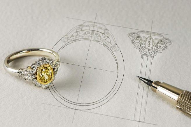 diseño de joyas personalizadas en palma de mallorca